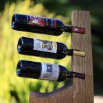 подставка для винных бутылок фото дизайн