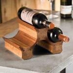 подставка для винных бутылок идеи фото
