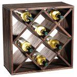 подставка для винных бутылок идеи варианты