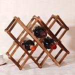 подставка для винных бутылок идеи виды