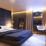 подсветка штор светодиодной лентой дизайн