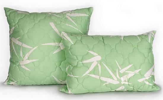 бамбуковая подушка как постирать