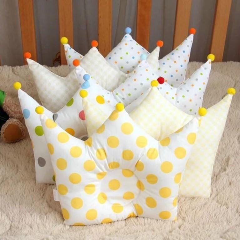 подушка для новорожденного фото видов