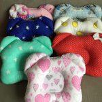 подушка для новорожденного фото виды
