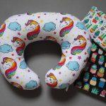 подушка для новорожденного идеи декор