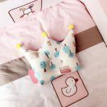 подушка для новорожденного идеи варианты