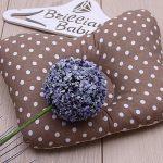 подушка для новорожденного оформление