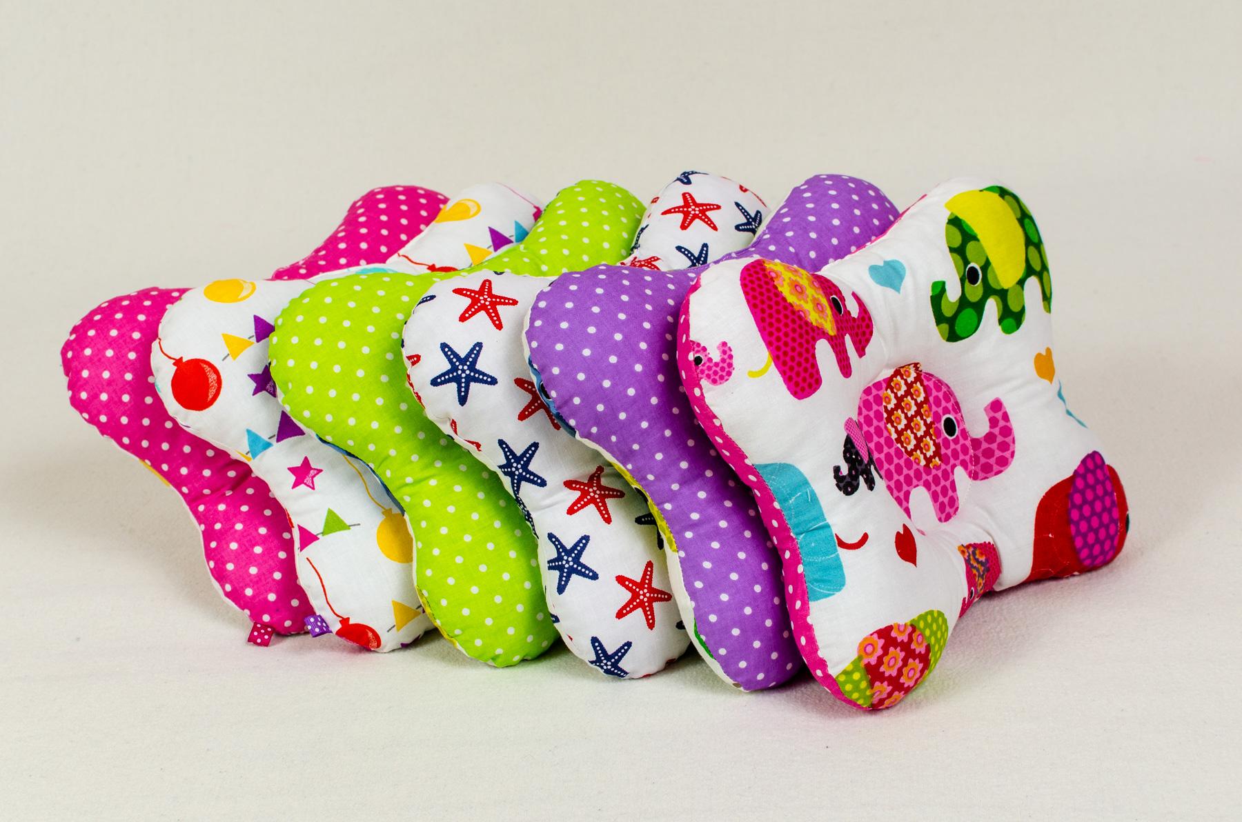 подушка для новорожденного варианты идеи