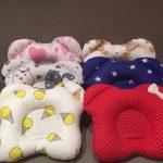 подушка для новорожденного виды идеи