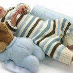 подушка для новорожденных декор фото