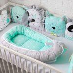 подушка для новорожденных фото декора