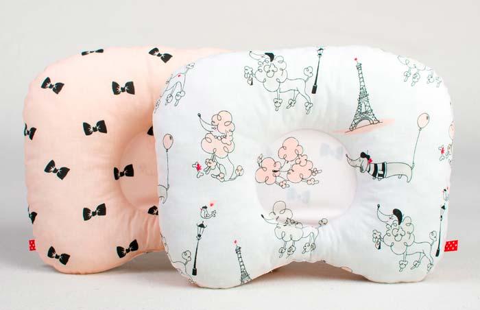 подушка для новорожденного идеи