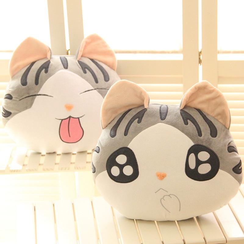подушка кот дизайн фото