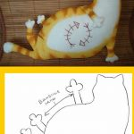 подушка кот фото виды