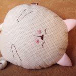 подушка кот идеи