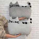 подушка кот идеи дизайн