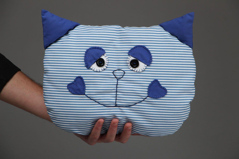 подушка кот идеи оформление