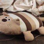 подушка кот варианты