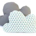 подушка облачко фото дизайна