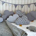 подушка облако фото декора