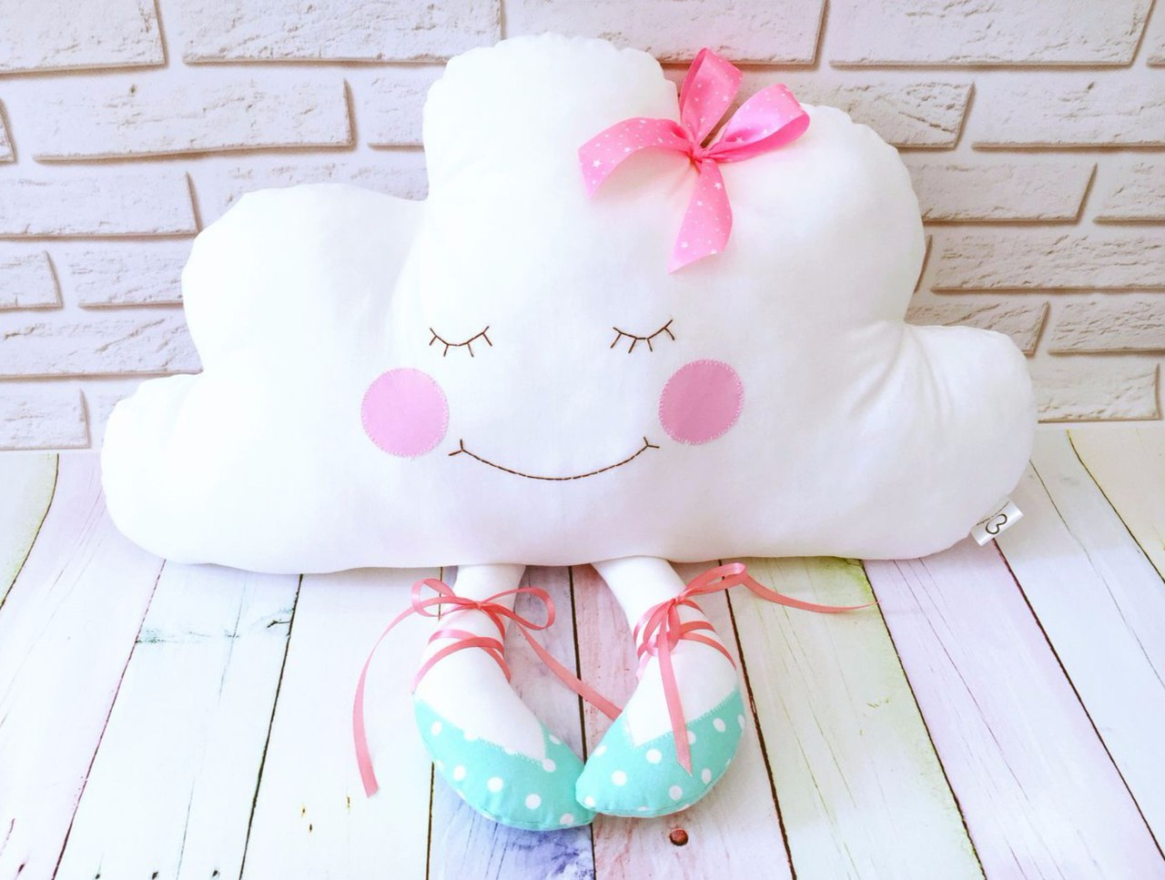 подушка облако виды идеи
