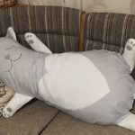 подушка обнимашка идеи оформления