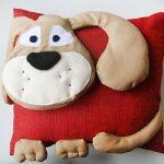 подушка собака обзор фото