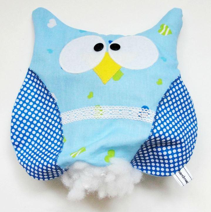 подушка сова наполнитель