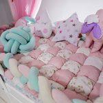подушка для новорожденных узел