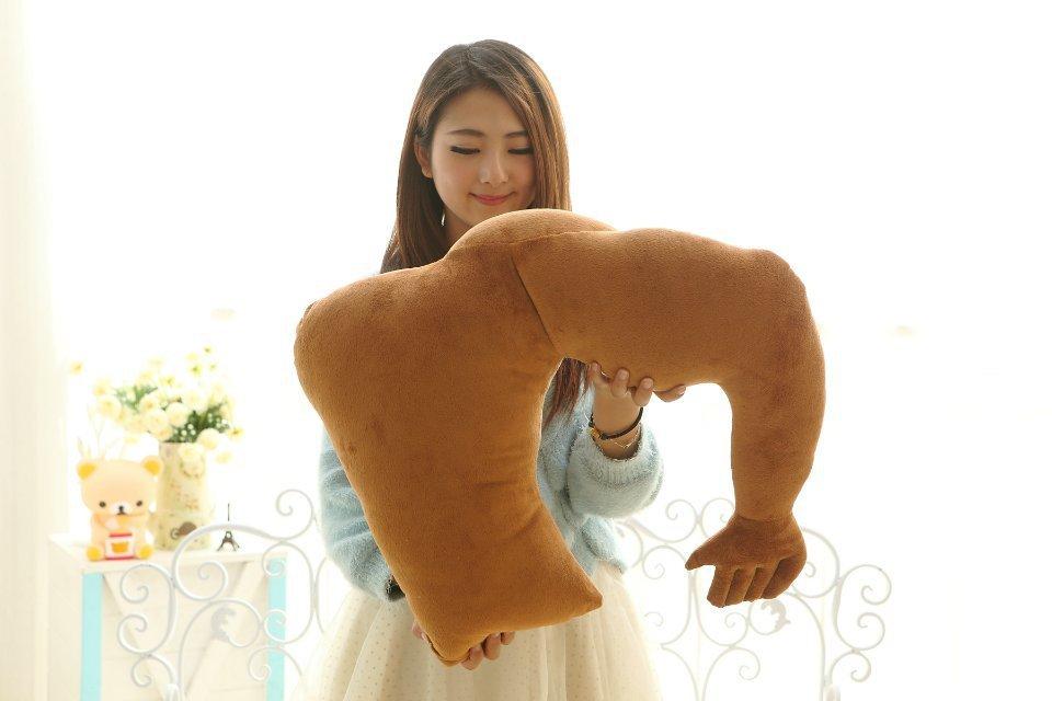 подушка обнимашка декор