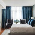 шторы для спальни идеи дизайн