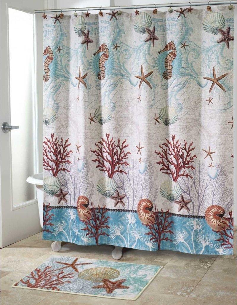 шторки для ванной комнаты фото дизайн