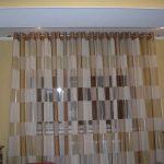 шторы для кухни на люверсах идеи декора