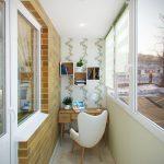 шторы на балкон фото декора