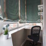 шторы на балкон фото вариантов