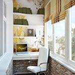 шторы на балкон идеи декора