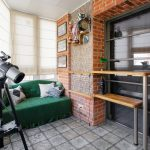 шторы на балкон варианты фото