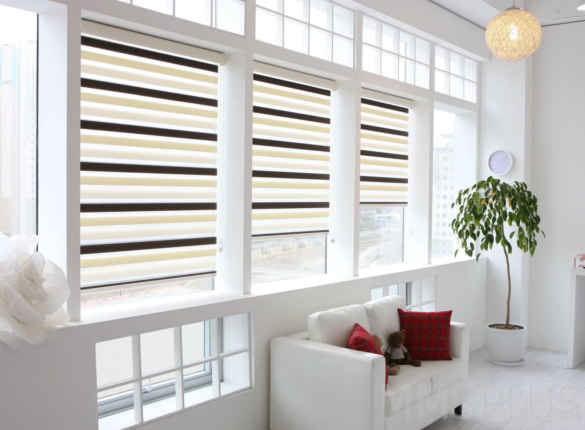 шторы на балкон фото