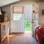 шторы на дверной проём декор