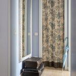 шторы на дверной проём декор виды