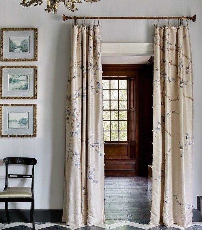 шторы на дверной проем идеи декор