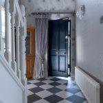 шторы на дверной проём идеи декор