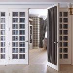 шторы на дверной проём виды декор