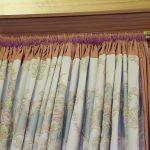 шторы на кулиске с гребешком