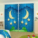 шторы со звездами фото декор