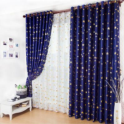 шторы со звездочками фото дизайн