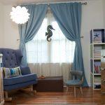 шторы со звездочками идеи декор