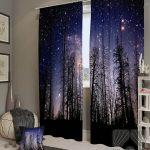 шторы со звездочками идеи оформления