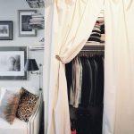 шторы в гардеробную фото интерьер