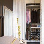 шторы в гардеробную идеи фото